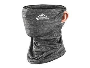 Ice Silk Sun Face Scarf Summer Men and Women Riding Magic Turban Multifunctional Outdoor Sports Dustproof Windproof Neck Cover