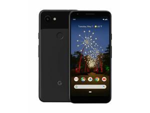 Google Pixel Unlocked 3a 64GB - Just Black