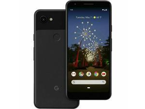 Google Pixel Unlocked 3a XL 64GB - Just Black
