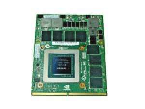 1JY2V Dell Precision M6800 7710 nVidia Quadro M5000M 8GB DDR5 Video Graphics Card
