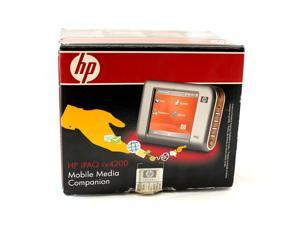 HP iPAQ rx4200 rx4240 Mobile Media Companion PDA (GPS software not included)