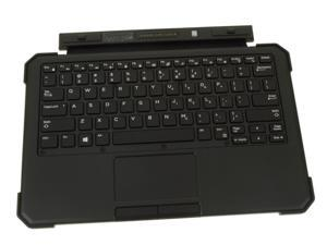 New Dell Latitude 12 Rugged 7202 Tablet Mobile Keyboard Docking Station G17CY