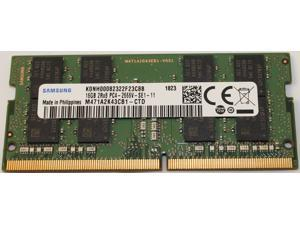 M471A2K43CB1-CTD Samsung 16GB DDR4 PC4-21300 2666MHz 260 PIN SODIMM 1.2V, CL 19 laptop ram memory module