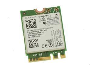 DELL MHK36 Intel Wireless-AC 3165 Dual Band WLAN WiFi 802.11