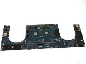 GDXD5 DELL Precision 5520 OEM Motherboard w/ Xeon E3-1505M V6 and CMOS Battery