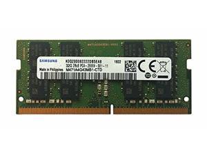 Samsung 32GB DDR4 2666MHz (1x 32GB) Laptop Notebook Memory SODIMM Non-ECC 260pin 1.2V M471A4G43MB1-CTD