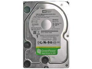 Western Digital Caviar Green 1 TB Bulk/OEM Hard Drive 3.5 Inch, 16 MB Cache, 5400 RPM SATA II WD10EACS