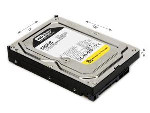 WD 500GB RE Enterprise Hard Drive SATA III 7200 RPM 64 MB - WD5003ABYZ