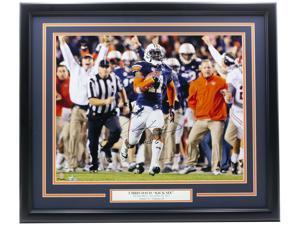 Chris Davis Signed Framed 16x20 Auburn Tigers Kick 6 Photo Fanatics