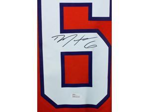 e33c3e6e5ef Sports Integrity 24110 DeAndre Hopkins Signed Clemson Tigers Nike Replica  Football Jersey ...