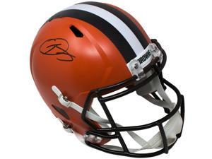 4be565fb Johnny Manziel Cleveland Browns Autographed Full Size NFL Helmet -  Newegg.com