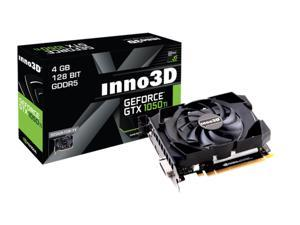 Inno3D Nvidia GeForce GTX 1050 Ti  4GB DDR5 Video Graphics Card