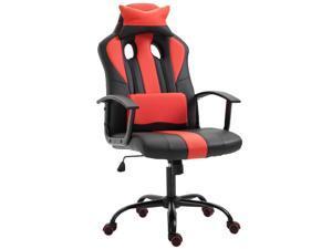 High Back Ergonomic Gaming Chair Swivel Computer Seat Lumbar Support