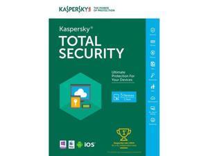 Kaspersky Total Security 2016 5-User 1-Year