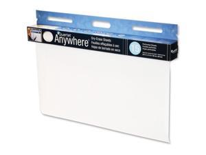 ACCO Brands Corporation Dry-Erase Sheets Tear Off Shts 40ft RL 15 SHT/RL White