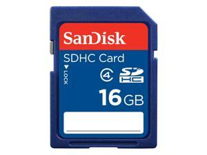 SanDisk SDSDB-016G-B35S 16 GB Secure Digital High Capacity (SDHC)
