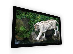 "Elunevision 92"" Reference Fixed-Frame Projector Screen"