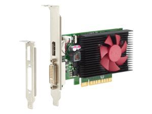 HP NVIDIA GEFORCE GT 730 2GB PCIE CTLRX8 GFX N3R90AA