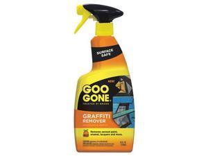 Graffiti Remover, 24 oz Spray Bottle, 4/Carton