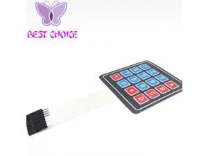 Video Games Back To Search Resultsconsumer Electronics 10pcs 1x4 4 Key Matrix Membrane Switch Keypad Keyboard Control Panel Scm Extended Keyboard Super Slim For Arduino Discounts Sale