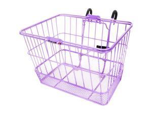 Sunlite Basket Front Wire//Mesh L//O Standard Sl W//B