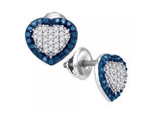 Diamond Cut 2.14Gram 18k Solid Yellow Gold Heart Long Dangle Leverback Earrings