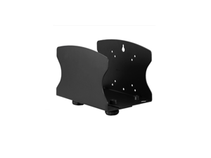 Amer Mounts AMRWC01: CPU Holder - Floor/Wall Mount - Supports Computers up to 40 pounds and a width of 7.87 inches