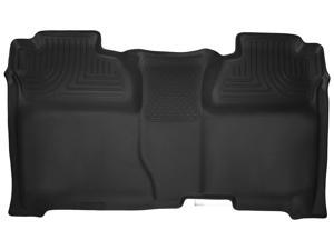 Husky Liners X-act Contour Series 2nd Seat Floor Liner (Full Coverage) 53901 2014-2015  Chevrolet Silverado 1500