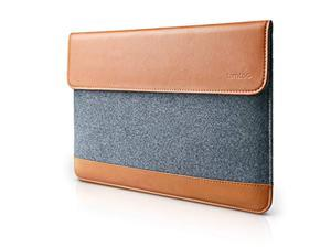 """tomtoc ultra slim envelope sleeve for 13""""-13.3"""" old macbook air   macbook pro retina late 2012 - early 2016   surface laptop 20"""