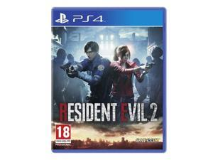 Resident Evil 2 Remake PS4 Game