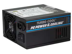 PC Power & Cooling Turbo-Cool Series 860 Watt (860W) 80+ Gold Non Modular Active PFC Industrial Grade ATX PC Power Supply 7 Year Warranty FPS0860-A4H0X