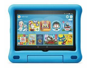 Fire HD 10 Kids Edition Tablet - 10.1? 1080p full HD display, 32 GB, Blue Kid-Proof Case