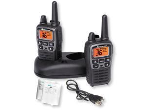 Midland T71VP3 36 Channel/38 Mile Two Way Radio with 121