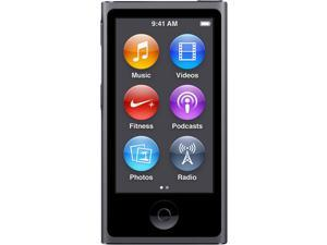 Apple MKN52LL/A iPod nano 16GB 8th Generation Space Gray
