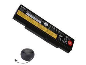 Lenovo Thinkpad 45N1759 laptop battery - Genuine Lenovo Battery 6 Cell 10.8V 48Wh replaces 76+, 4X50G59217, 45N1762, 45N1763, 45N1759, 45N1760, 45N1761