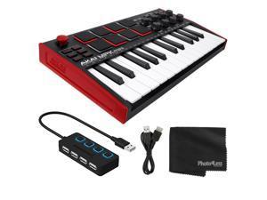 Akai Professional MPK Mini MKIII 25-Key MIDI Controller (Original)