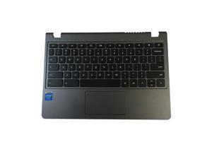 Genuine Acer Chromebook C740 Gray Palmrest, Keyboard & Touchpad 60.EF2N7.021