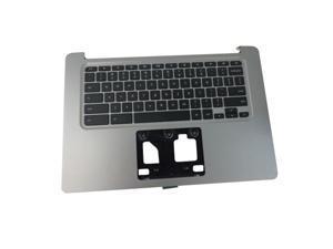 Acer Chromebook CB3-431 Laptop Silver Upper Case Palmrest & Keyboard