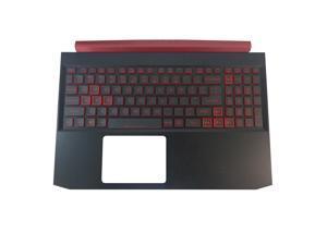 Acer Nitro 5 AN515-54 Upper Case Palmrest w/ Backlit Keyboard 6B.Q5AN2.001