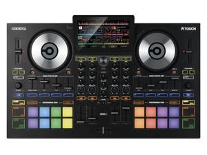 "Reloop Touch - 7"" Full-Color Touchscreen Performance DJ Controller"