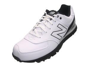 New Balance NBG574 Men's Microfiber Leather Golf Shoes