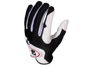 Bridgestone EZ Fit White Golf Gloves (3-Pack)