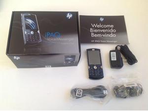 HP iPAQ Voice Messenger Smartphone Unlocked Quad-Band GSM Wireless Handheld