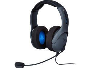PDP - LVL50 Wired Stereo Gaming Headset - Playstation 4 (051-099-NA-BK)