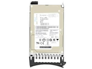 "IBM 00W1155 - 2TB 3.5"" Near Line SAS 7.2K 6Gb/s HS Hard Drive"