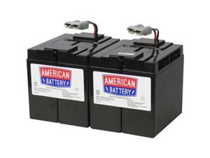AMERICAN BATTERY RBC11 RBC11 REPLACEMENT BATTERY PK