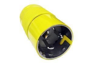 Marinco 6365CRN 50A 125/250V Locking Plug