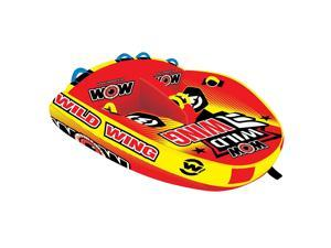 WOW WATERSPORTS WILD WING 2P TOWABLE