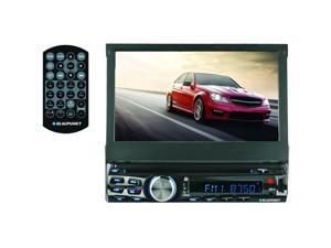 Blaupunkt AUS440 AUSTIN 440 7 Single-DIN In-Dash DVD Receiver with Bluetooth