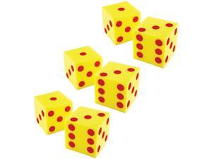 LEARNING RESOURCES (3 PK) GIANT 5IN SOFT CUBES DOT 0411-3